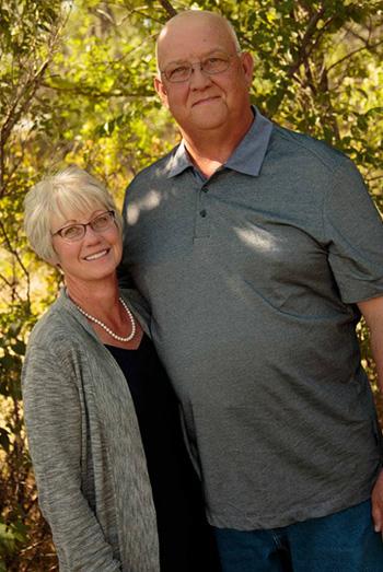 Rick & Lanette, Hansen Registered Angus